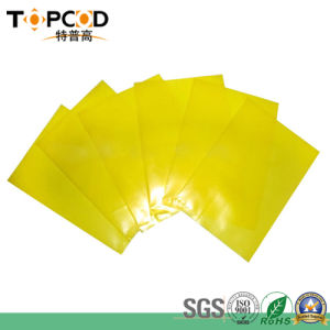 Customized Vci Yellow Green Blue Film Bag Factory pictures & photos