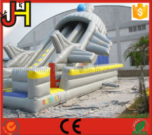 Giant Inflatable Aircraft Slide for Sale pictures & photos