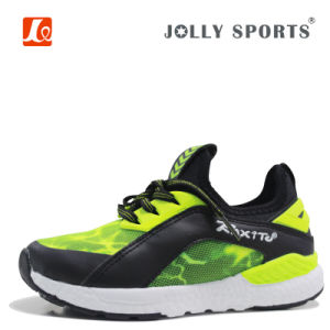 Children Fashion Sports Running Shoes for Kids Boys Girls pictures & photos