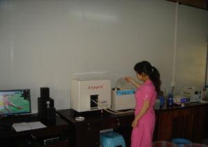 Bk Ultrafine Barium Sulfate Ultrawhite Barite Powder pictures & photos