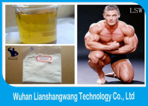 Raw Steroids Powder Drostanolone Enanthate CAS 472-61-145 for Strength Increasing pictures & photos