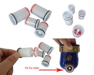 Plastic Back Flow Preventer Non-Return Valve pictures & photos