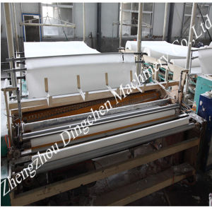 High Performance Semi Automatic Toilet Tissue Paper and Kitchen Towel Rewinding and Perforating Making Machine with Embossing pictures & photos