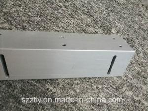 6063 Anodised CNC Precision Machining Aluminium/Aluminum Profile pictures & photos