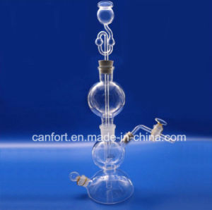 Laboratory Glassware Apparatus Kipp′s Apparatus, Gas Generator pictures & photos