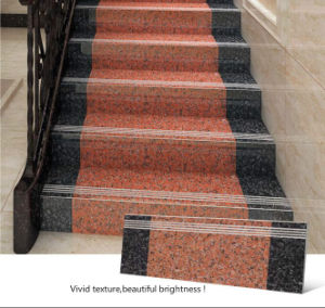 Factory of Salt and Pepper Stair Tiles pictures & photos