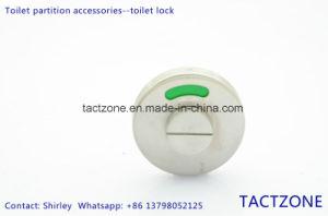 Unique Design Toilet Partition Accessories Precision Casting Door Lock pictures & photos