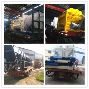 Yhzs25 Portable Concrete Mixer Machine for Small Project pictures & photos