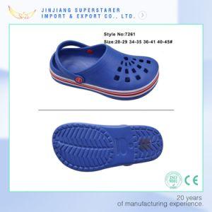 Blue Color EVA Clogs Unisex Size Clog Shoes Hot Sale pictures & photos