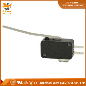 Wholesale Lema Kw7-93 Long Lever Sensitive Micro Switch pictures & photos