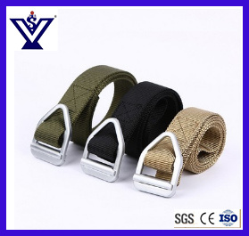 Outdoor Tactical Belt Belt Canvas Belt (SYSG-2000) pictures & photos
