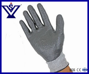 Kevlar Level 5 Knife-Resistant Gloves Stop Puncture Gloves (SYSG-1122) pictures & photos