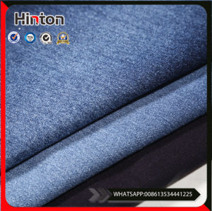 Professional Wholesales China Factory Knitted Denim Fabric pictures & photos