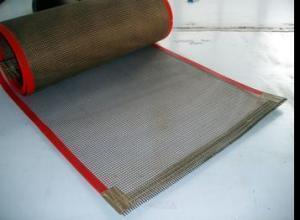 PTFE Mesh Conveyor Belt in Food Process Industry pictures & photos