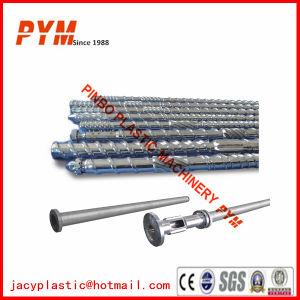 Bimetallic Single Screw Barrel for Extruder Machine pictures & photos