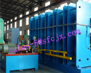Conveyor Belt Curing Press, Conveyor Belt Vulcanizing Press pictures & photos