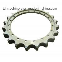 Replacement Spare Parts Forged Excavator Driving Sprocket Customized Material Heavy Equipment Sprocket pictures & photos
