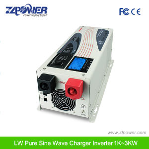 3000W 6000W Home Use Solar Inverter Pure Sine Wave Inverter pictures & photos