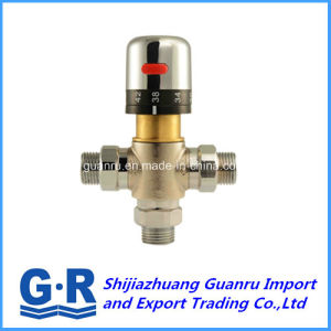 Thermostatic Mixing Valve for Hot and Cold Water pictures & photos