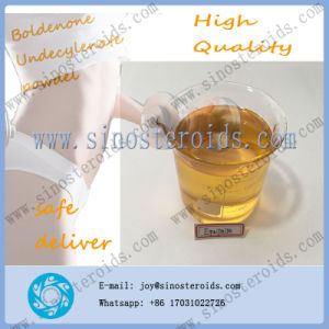Anabolic Steroid Injectable Yellow Liquids Equipoise Boldenone Undecylenate for Muscle Growth pictures & photos