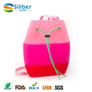 Eco- Friendly OEM Design Small Size Ladies Silicone Beach Bag