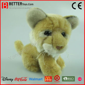 Realistic Stuffed Plush Animal Toy Lioness pictures & photos