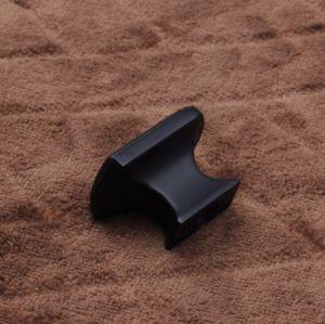 Zinc Alloy Barn Door Hardware Door Handle Black Furniture Handle pictures & photos