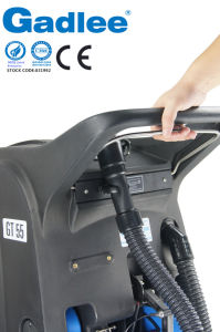 Industrial and Commercial Eco Low-Noise Automatic Ce Walk-Behind Scrubber Dryer pictures & photos