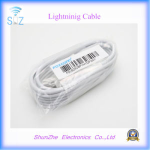 Mobile Phone Data Transfer Charging Cable Lightning for iPhone 6 6s 7 Plus pictures & photos