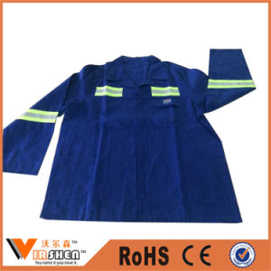 2PCS Long Sleeve Safety Reflective Clothing Set Unisex Workwear pictures & photos