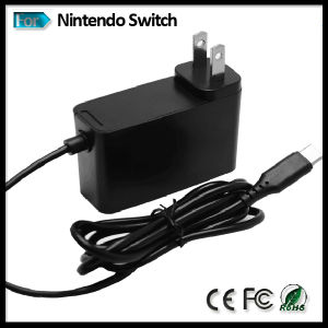 Power Supply AC Adapter for Nintendo Switch Game Console