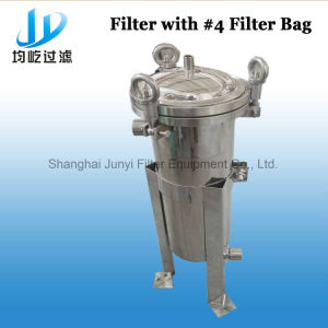 Stainless Steel Filter with #4 Filter Bag pictures & photos