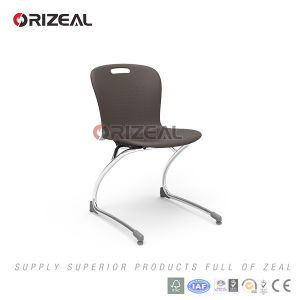Orizeal Furniture 2017 New Product Modern PP Plastic School Chair with Good Quality pictures & photos