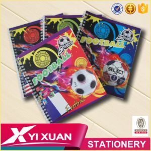 Wholesale Notebook Printing Custom Printed Spiral Notebook pictures & photos