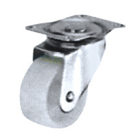 Table Leg Casters Wheels, Soft Rubber Castor, Rubber Wheels Small Size pictures & photos