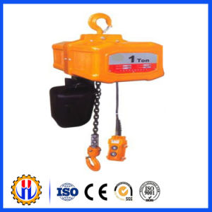 Workshop Used Machine Manufacturers Single Girder Electric Hoist pictures & photos
