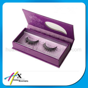 Popular Custom Design Paper Eyelash Packaging Box pictures & photos