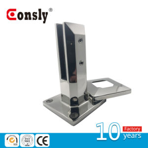 Outdoor Stainless Steel Glass Spigot for Pool/Baclony/Porch pictures & photos