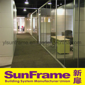 Aluminium Partition Wall with Broad Vision pictures & photos