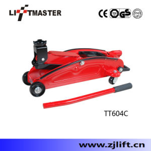 2t-Small Hydraulic Streamlined Floor Jack pictures & photos