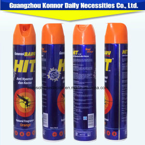750ml New Design Insecticide Spray in Pest Repeller Anti Mosquitoes Insecticide Spray pictures & photos