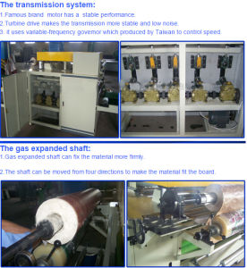 Thermocol Plate Machine Laminate Varnish Film pictures & photos