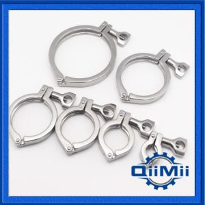 13mhhm Sanitary Stainless Steel Heavy Duty Clamp pictures & photos