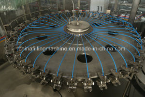 Hot Sale Juice Bottle Filling Line with PLC Control pictures & photos