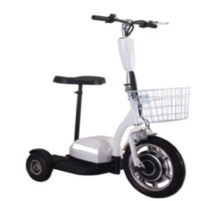 Hot Selling Three Wheels Electric Mobility Tricycle T5 pictures & photos