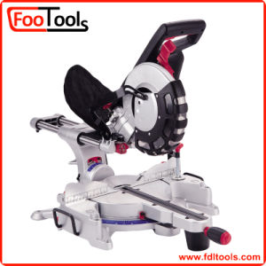 10′′ 2000W Double Bevel Sliding Miter Saw (220420) pictures & photos