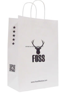 Hot Sale Manufacturer Custom Paper Bag Shopping Bag Gift Bag pictures & photos
