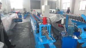 Fully Automatic New Type Shutter Door Rail Roll Forming Machine pictures & photos