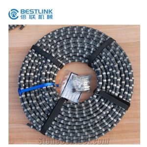 Well Diamond Wire Rope for Profiling Cutting pictures & photos