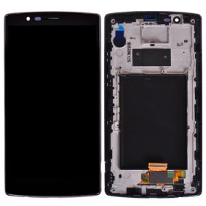 Full LCD Display+Touch Screen Digitizer Frame for LG G4 H810 H811 Ls991 LCD Screen pictures & photos